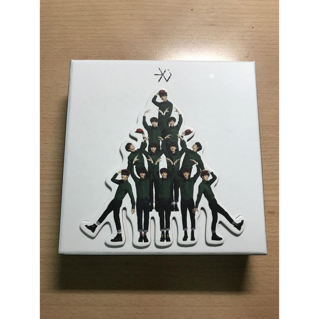 EXO - Miracles in December Album [Korean ver.]