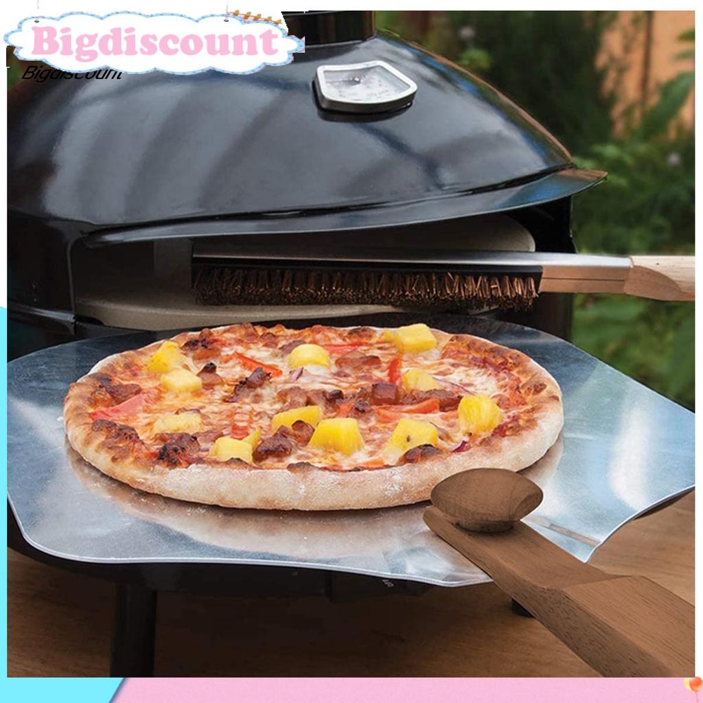 Cọ Vệ Sinh Lò Nướng / Pizza / Bbq Thân Thiện Với Môi Trường Tiện Dụng Cho Nhà Bếp