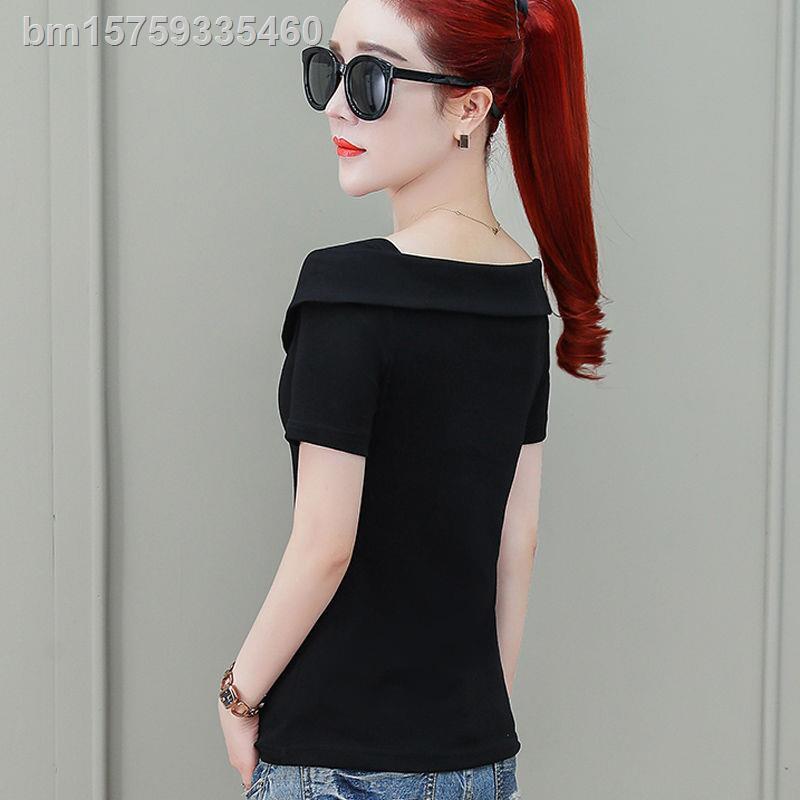 Áo Thun Nữ Màu Trơn Thời Trang Hàn Quốc