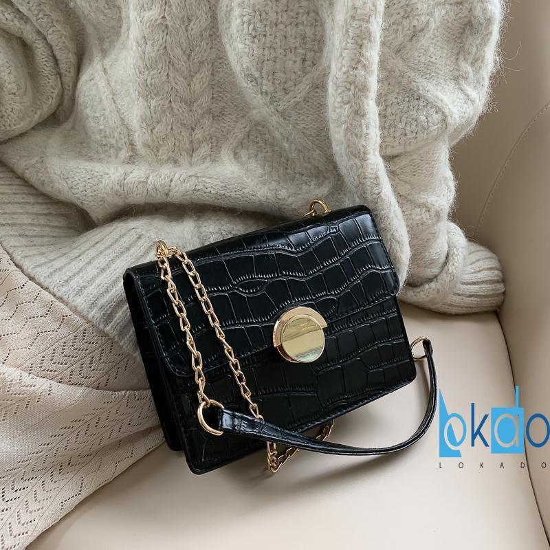 Túi xách nữ HENA đeo chéo hàng hiệu đẹp HY028