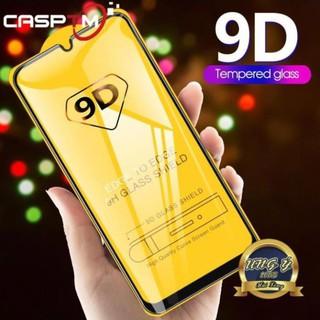 Kính cường lực 9D bảo vệ toàn màn hình cho Samsung Galaxy A7 A9 A8 2018 M20 M10 A10 A50