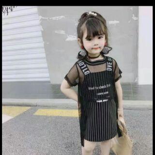 Váy chi bé