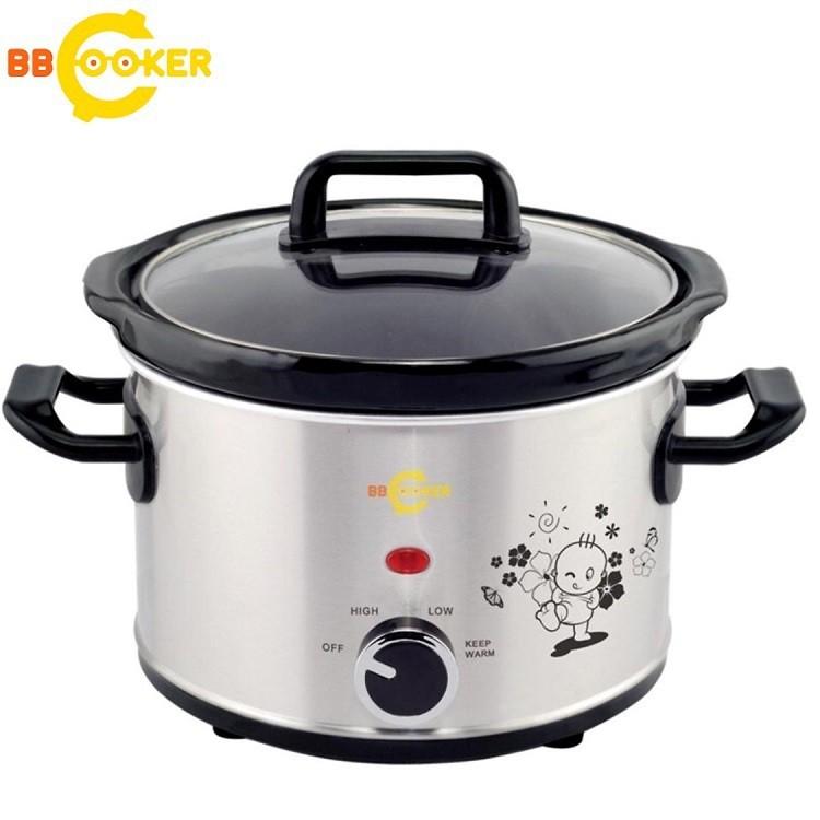 [Mã ELMA300 Giảm 10% đơn 250K]Nồi nấu cháo BBCooker BS-25 - 2.5L