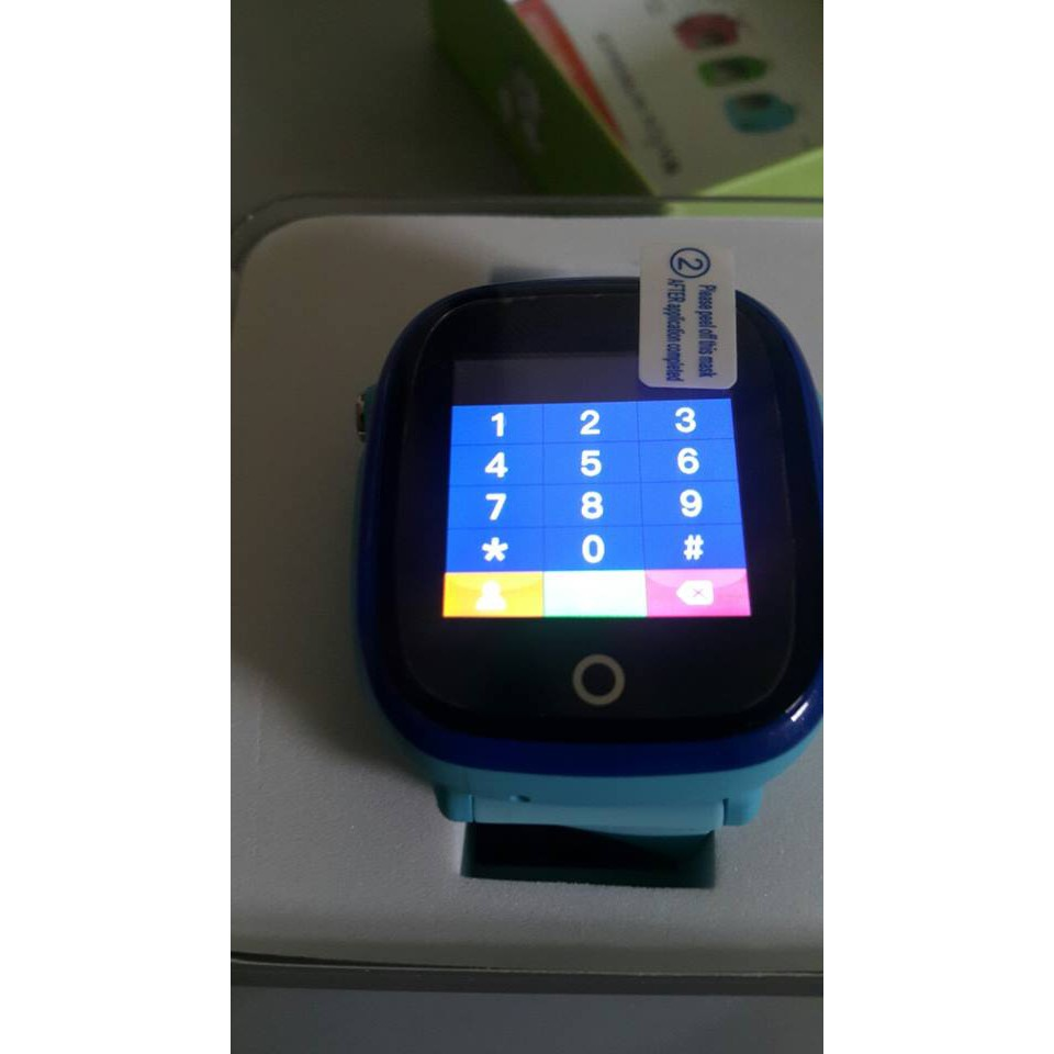 [Mã ELC2C400 hoàn 100K xu đơn 400K]Đồng hồ thông minh trẻ em Gw400X WIFI Wonlex chính hãng