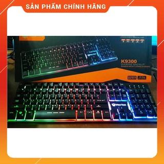 [Mã ELMAR10K giảm 10K đơn 20K] Bàn phím giả cơ Meetion K9300 led 7 màu dailyphukien thumbnail