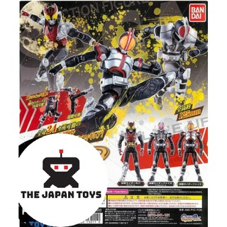 Mô hình động Bandai Kamen Rider SAGA set 2