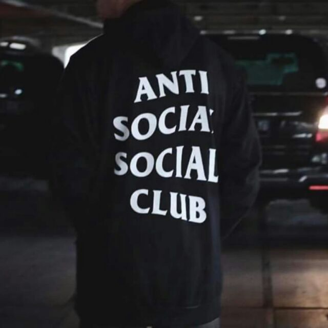 Hoodia Anti Socia Social Club