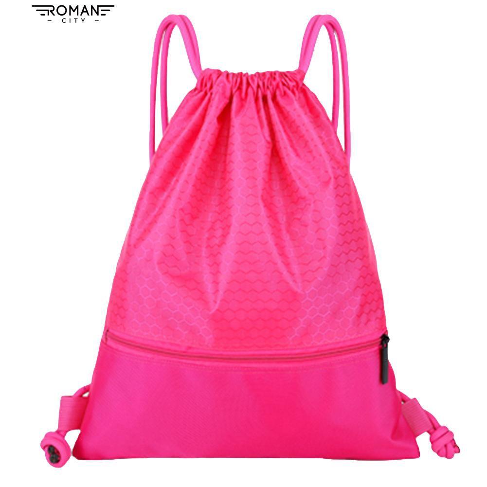 [COD]🎈Outdoor sports basketball storage bag drawstring backpack