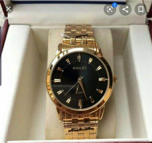 Đồng hồ nam halei thời trang
