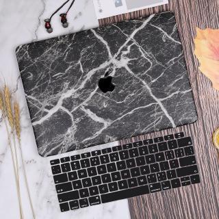 Vỏ bọc họa tiết vân đá cẩm thạch bảo vệ laptop Apple Macbook Air 11 13 Pro 13 15 Retina 12
