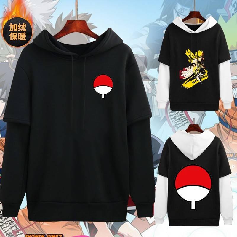 Áo Khoác Hoodie Naruto