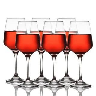 bộ 6 ly rượu vang 435ml (km mở rượu)