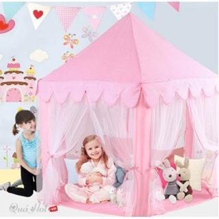 Lều công chúa cho bé gái mẫu mới