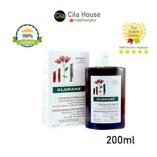 Dầu gội Giảm và Ngăn ngừa Rụng tóc Klorane 200ml - Cila house