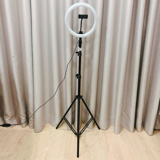 Đèn livestream size 26cm bán hàng online, spa, makeup
