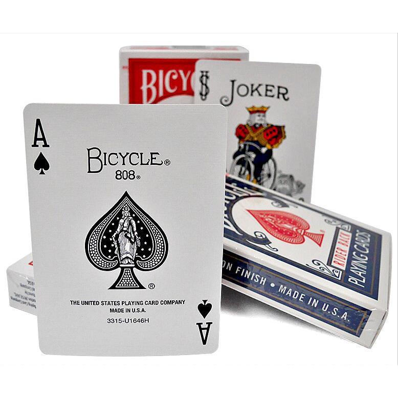 Bài ảo thuật Bicycle Rider Back