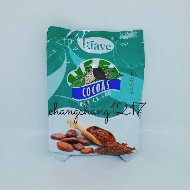 Bột Cacao Đắng Nguyên Chất Luave 500g