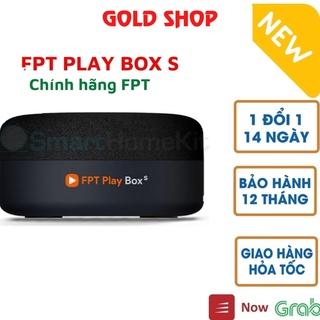 FPT Play Box S 2021 Mã T590 SMART HUB KẾT HỢP LOA THÔNG MINH LẦN ĐẦU TIÊN TRÊN THẾ GIỚI T590 2021, T550 2020 Chính hãng
