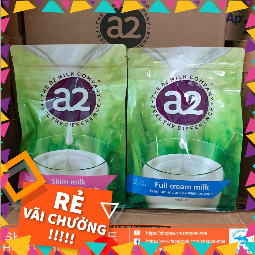 AZABAY Sữa A2 Full Cream 1kg: Úc NEW