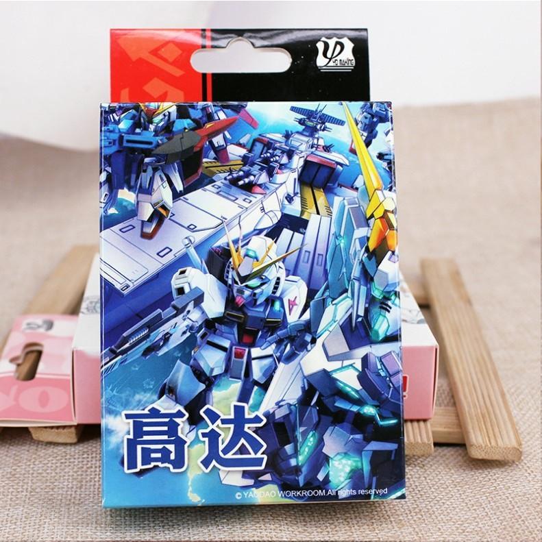 Bài tây anime Gundam
