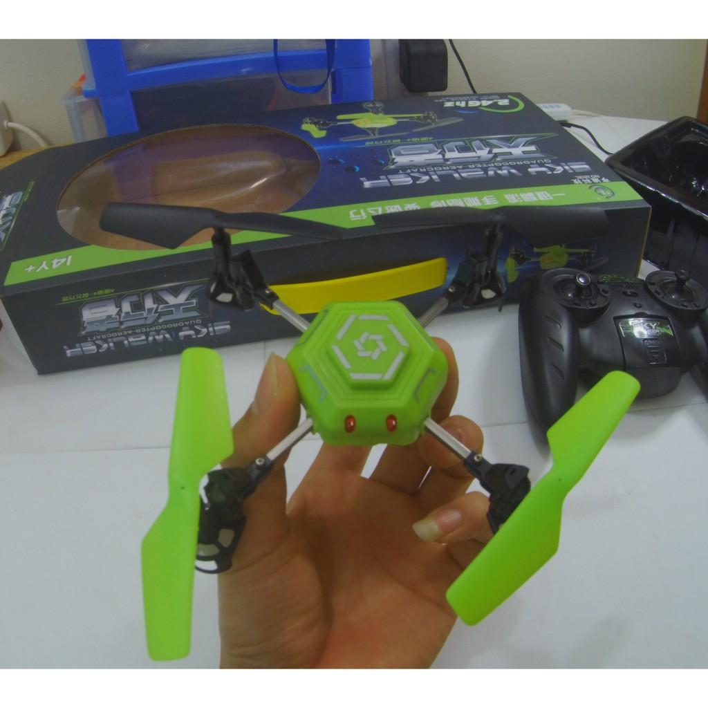 Drone mini (máy bay mini, máy bay điều khiển từ xa mini) ---- Nhà phân phối chính thức
