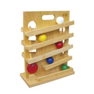 Đồ chơi gỗ – Trò chơi lăn bóng Winwintoys, đồ chơi trẻ em thông minh.