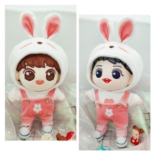 Set outfit cho doll 20cm