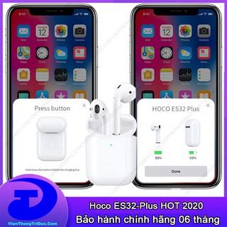 Tai Nghe Bluetooth 5.0 Hoco ES39 /ES49/ES28 & Lanex LEP-W06 / W12 Định Vị, Đổi Tên, Sạc không dây, Pop-up trên iphone