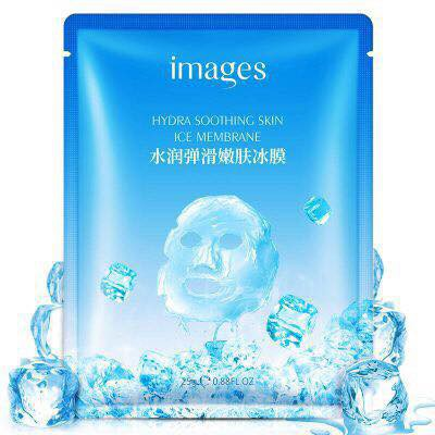 [RẺ VÔ ĐỊCH] Mặt nạ đá băng dưỡng da mụn cấp ẩm thải độc Hydra Smoothing Skin Ice Membrane Images