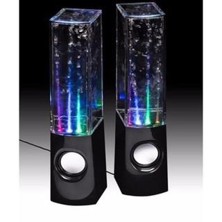 Loa Nhạc Nước 3D Water Speaker Hiệu Ứng Nước Nhảy Theo Nhạc Rất Độc Đáo