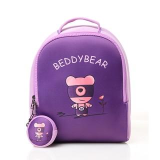 Balo trẻ em BeddyBear SuperMan Họa tiết Con Gấu BJX-QS-001-GAU thumbnail