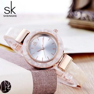 [SHENGKE CHÍNH HÃNG] Đồng hồ nữ Chính Hãng Shengke KK0070Lorea K0070L