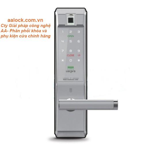 Khóa điện tử Locpro K300F- khóa vân tay