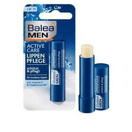 Son dưỡng môi dành cho nam Balea men Active Care Lippenpflege