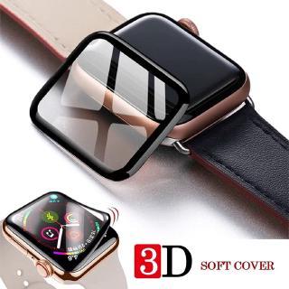 Kính cường lực bảo vệ đồng hồ cho Apple Watch 5 4 3 2 1 38mm 42mm 40mm 44mm thumbnail