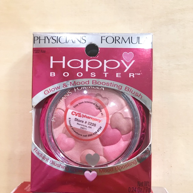 Má hồng Physicians Formula Happy Booster