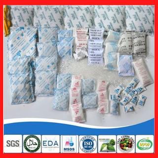 [Hot] Gói Hút Ẩm đóng túi 100g loại 1 2 3 5 10 50 100g Silicagel - Hạt chống ẩm mốc, khử mùi. thumbnail