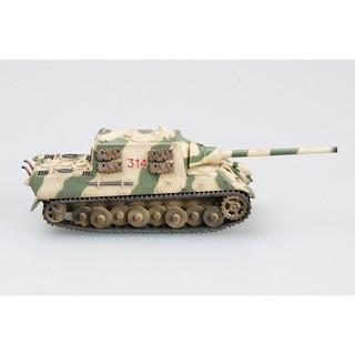 Mô hình xe tăng Jagdtiger Germany 1944 tỉ lệ 1:72