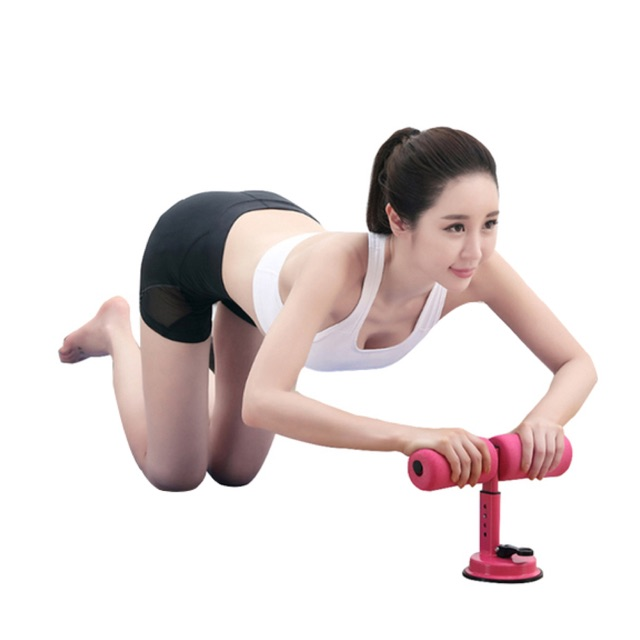 [Mã MASOID giảm 10% TỐI ĐA 20K đơn 100K] dụng cụ tập cơ bụng đa năng có đế hút chân không