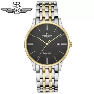 Đồng hồ nam chính hãng SRWATCH Timepiece TE SG1073.1201TE Mặt Tròn Sang Trọng, Thiết Kế Nam Tính , Lịch Lãm thumbnail
