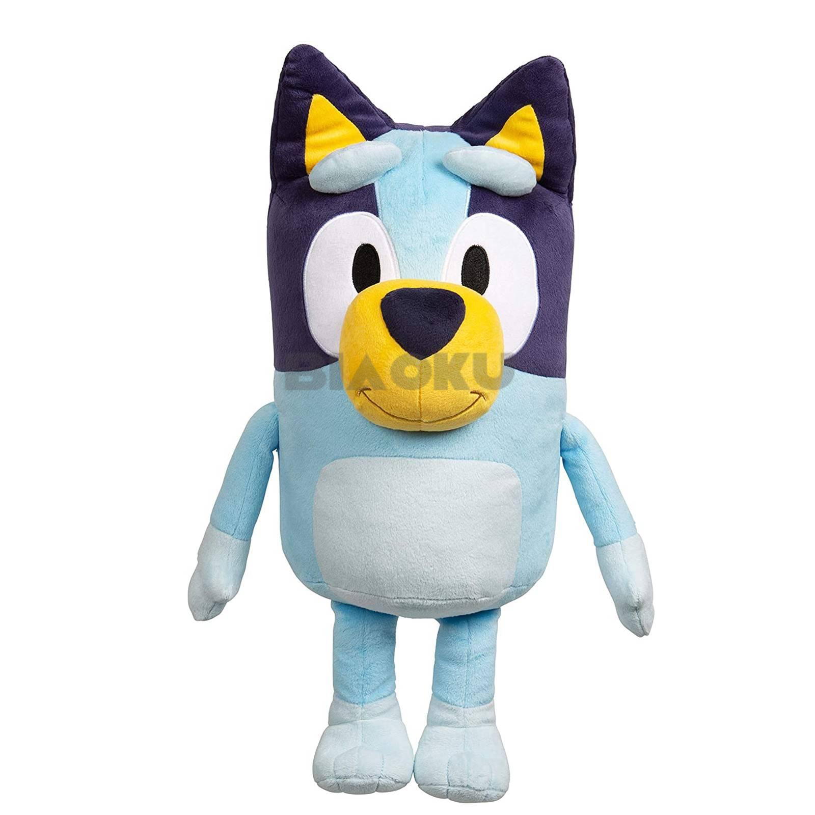 【HOT SALE】28cm Bluey Kids Soft Gift Children Cute Plush Toys Doggy Pupets Doll Soft Cuty Stuffed Toy Bluey Bingo Plush Doll Toy