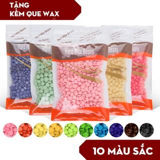 100G Sáp Wax Lông Nóng Tẩy Lông Cánh Tay Chân Tóc Depilatory Wax ( dùng cho nồi nấu wax )