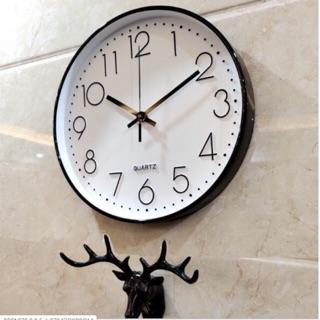 [ Hàng Chính Hãng ] Đồng hồ treo tường kim trôi mạ vàng cao cấp - Bảo Hành 1 năm