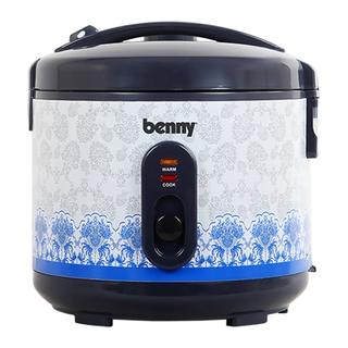 [Mã ELMALL300 giảm 7% đơn 500K] Nồi cơm điện 1.8L Benny BR-MVN187