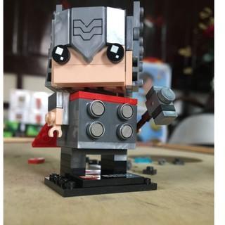 Bộ xếp hình – Thor – Anh hùng Marvel