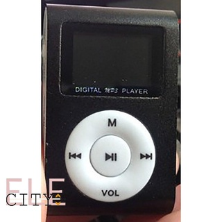 COD Small Size Portable MP3 Player Mini LCD Screen MP3 Player Music Player thumbnail