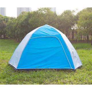 Lều tự bung 8-9 người cao cấp, không mất công lắp lều, tự bật sau vài giây, lắp trên mọi mặt phẳng