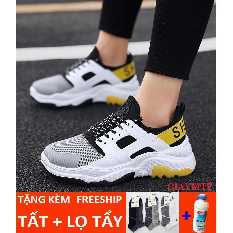 [Giày nam - Freeship] Giày nam 2019 hàng mới về siêu chất lượng