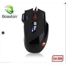 Chuột chơi game BOSSTON GM900 có LED - GM900