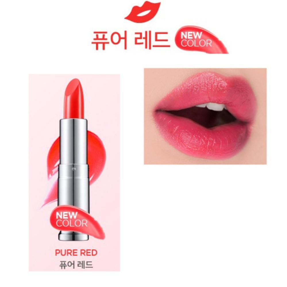 Son dưỡng môi có màu Secret Key Sweet Glam Tint Glow 3.5g Pure Red (Đỏ tươi) (New colour - Màu mới) - 10082681 , 213353464 , 322_213353464 , 210000 , Son-duong-moi-co-mau-Secret-Key-Sweet-Glam-Tint-Glow-3.5g-Pure-Red-Do-tuoi-New-colour-Mau-moi-322_213353464 , shopee.vn , Son dưỡng môi có màu Secret Key Sweet Glam Tint Glow 3.5g Pure Red (Đỏ tươi) (Ne